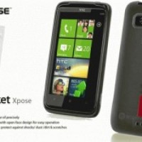 Capdase Case Softjacket HTC 7 Trophy