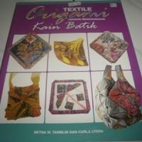 textile origami kain batik