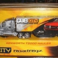 jada toys 1:87 truck kenworth DUBcity dodge