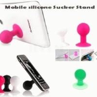 Silicone Smartphone (Penyangga HP)/ sucker stand