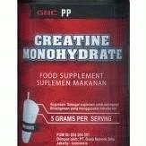 GNC PP Creatine Monohydrate Powder - 250 gram (8,8 OZ)