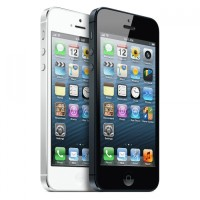 Iphone 5 16gb Black/White