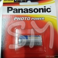 Baterai (battery) Lithium Panasonic CR123A 3v (volt)
