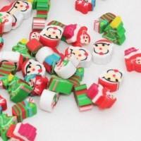 Penghapus Mini dengan Nuansa Natal