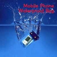 amphibi Underwater Case Cover as Waterproof Bag for camera Handphone BlackBerry iPhone Tablet Nokia Samsung Motorola etc