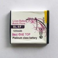 Nokia N98 Best One Top BL-6F Baterai