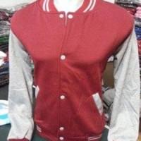 Sweater Polos, Jaket Varsity, Jaket Hoodie Baseball, Hoodie Jumper, Hoodie Zipper