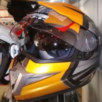 Helm KYT Supermoto Enduro