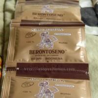 kopi bubuk berontoseno asli khas kediri