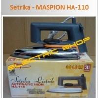 Setrika - MASPION HA-110
