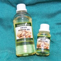 Pure Sweet Almond Oil Cosmetic Grade 400ml