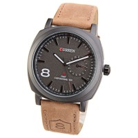 jam tangan curren bagus keren Water Resistant gc