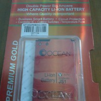 Baterai Blackberry (BB) Double Power J-S1 2200mAh (Davis / Armstrong)