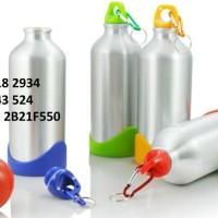 Gift / Souvenir / Promosi / Drinkware Indigo Aluminium Bottle Chielo