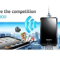 ADATA WiFi PHD AE800 with 5,200mAH Li-Polymer Power Bank