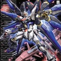 Bandai Gundam Master-Grade Kits 1/100 MG Strike Freedom Gundam