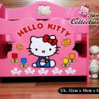 001750 Rak Majalah Hello Kitty Motif A