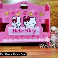 001750 Rak Majalah Hello Kitty Motif C