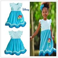 Mermaid Dress Blue