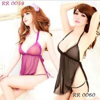 Sexy Lingerie Import RR 0059 (R42B) Purple Open side Up to XL