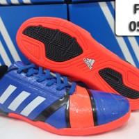 Sepatu Futsal Adidas Nitrocharge Biru [58]
