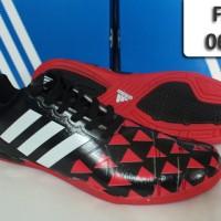 Sepatu Futsal Adidas Nitrocharge Merah Hitam [60]