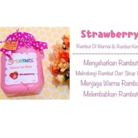 hair spa smooties strawberry""