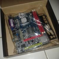 Motherboard Savio G41 LGA 775 + Processor Dual Core 1.8GHz