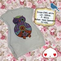 Dress OWL white