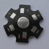 Heat Sink LED 1W 3W 5W Aluminium Plat Base PCB Pendingin