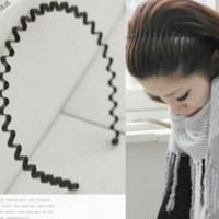 bando korea 002 HEADBAND hair aksesoris rambut JEPIT RAMBUT import