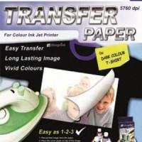 Blueprint Transfer Paper DARK (BP-TKA3160) - A3, 5 Sheet, 160 gsm, Cast Coating, Matte, Water Resistant