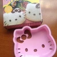 Hello Kitty Sandwich Cutter / Mold (Cetakan Roti / Burger / Nasi / Bento)