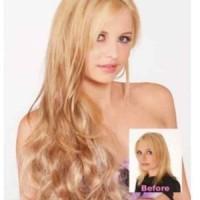 HAIRCLIP HAIR CLIP WARNA BLONDE PIRANG