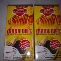 Madu Diet At-Thoifah Pelangsing Herbal Aman Alami