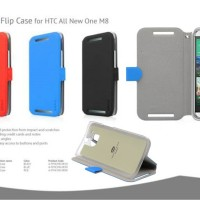 Ahha Reily Flip Case HTC One M8