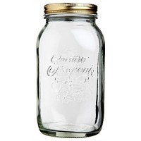 1.5L Bormioli Rocco Quattro Stagioni Preserving Glass Jar / Mason Jar / Toples