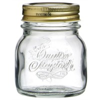 150mL Bormioli Rocco Quattro Stagioni Preserving Glass Jar / Toples / Mason Jar