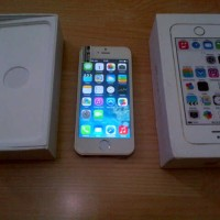 iphone 5 supercopy gold and silver