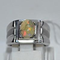 cincin batu mulia permata natural kalimaya cristal 10.12.1