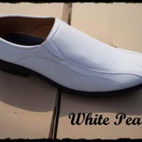 Pantofel White Pearl