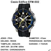 Casio Edifice EFM-502