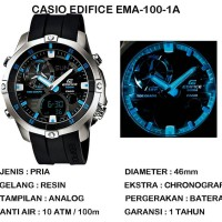 Casio Edifice EMA-100-1A