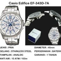 Casio Edifice EF-343D-7A