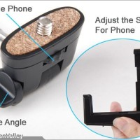 HOLDER L JUMBO Universal untuk TONGSIS   SmartPhone