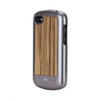 Casemate Blackberry Q10 Case Barely There ZebraWood