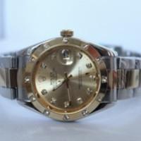 Rolex Date Just Automatic Kombinasi