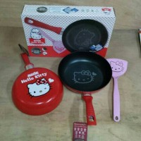 Penggorengan/Frypan Maxim Hello Kitty 24cm