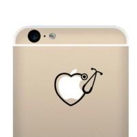 Tokomonster Decal Sticker Apple Stethoscope New Iphone