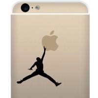 Tokomonster Decal Sticker Michael Jordan Throw Apple New Iphone